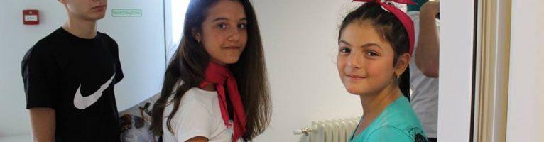 """Детски кът и заниманията с децата по проект """"Детска оздравителница"""""""