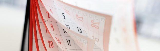 """Календар на събитията в сдружение """"Екомисия 21 век"""" за месец ноември, 2018 година"""